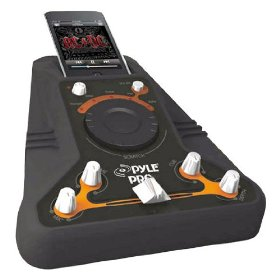 Pyle-Pro - I Mixer Ipod DJ Player With DJ Scratch And Sound Effects