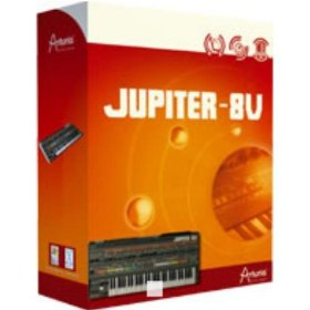 Arturia Jupiter 8V Virtual Analog Synthesizer, ¹