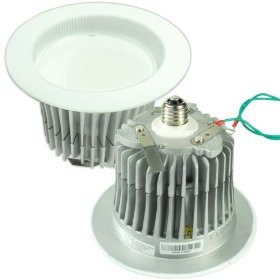 Cree LR6 LED - 12 Watt - Dimmable - Screw-In Base - 2700K Warm White - Fits 6 in. Can Fixtures