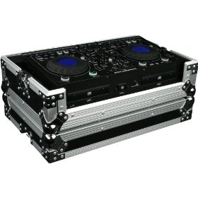 Marathon Case To Hold 1x Dcm-2000, Gemini Cdm-500, Cdm-3600, Cdm-3700, Gemsound Cdm-150, Cdm-200 And All Other Similar Type - Size Combo Units