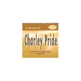 CHARLY PRIDE Country Karaoke Classics CDG Music CD