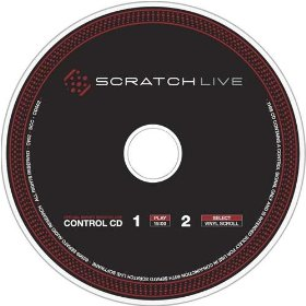 Rane SSL CD Serato Scratch Live Replacement Control CDs