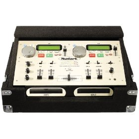 CNMCM1 CD Mix Station Case (Holds 1 NUMARKS CD Mix Or CD Mix 2