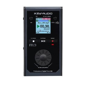 Brand New Ikey Audio M3 1 Gb Portable Analogue to Digital Audio Recorder - This Allows You to Record From Any Source (Mixer, Cd Player, Etc) with a Line Input *Free Shipping*