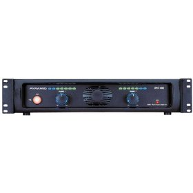 PYyramid XPA240 2400 Watt 2 Channel DJ Rack Mount Power Amplifier