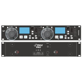 Pyle PDJ250U Professional DJ MP3/USB/SD Card Player