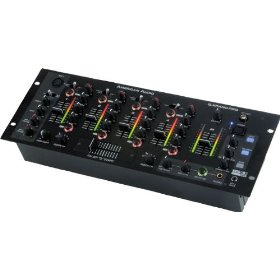 American Audio Q-Spand PRO 4-Channel DJ Mixer