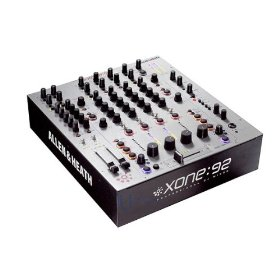 Allen & Heath XONE:92 ROTARY 4-Channel DJ Mixer