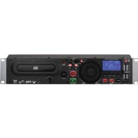 Gemini CDX-1210 2U Rackmount MP3/CD Player