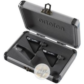 Ortofon Concorde Q.Bert Twin Pack - 2 x DJ Cartridges each fitted with stylus