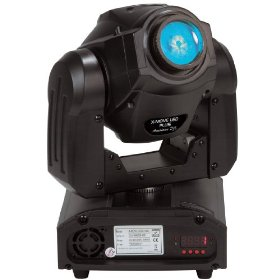 American DJ X Move Plus LED Powered Intelligent Yoke Light