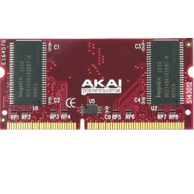 Akai EXM 128 - 128 MB Memory Upgrade For MPC500, MPC1000, MPC2500 Drum Machines