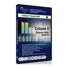 Cubase 5 Tutorial DVD - Level 4 of 4