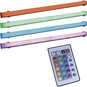 American DJ Led Color Tube Led Powered Color Tube With Remote