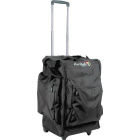 Arriba Cases AC-165 Padded Gear Transport Bag