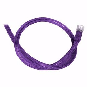 Vickerman 17756 18' PURPLE ROPE LIGHT 13MM 1