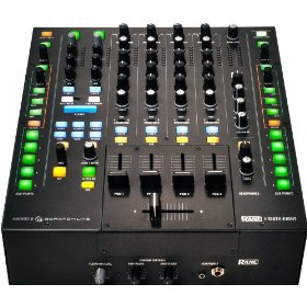Brand New Rane Sixty-eight USB Dj Mixer with Ability to Connect Two Computer Via Scratchlive for Seamless Transition Between Dj's