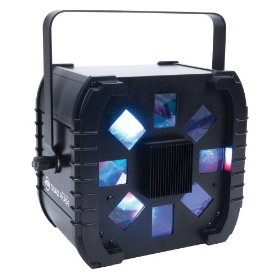 American DJ Supply QuadPhase LED Lighting