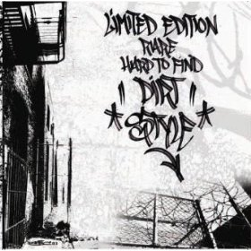 Thud Rumble Rare Limited Edition Hard to Find Dirtystyle Record