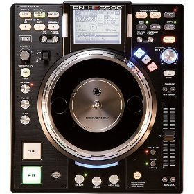 Denon DN-HS5500CD Turntable and CD Media Player and Controller
