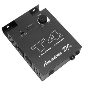 Elation T4 Four-Channel Chase Controller