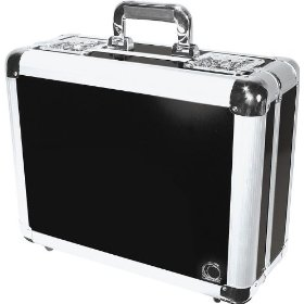 Odyssey KCD300BLK Black Krom Cd Case For 300 View Packs