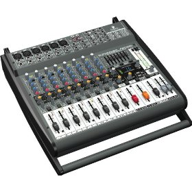 Behringer PMP1000 500-Watt 12-Channel Powered Mixer