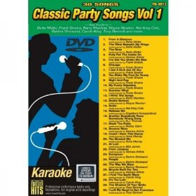 Forever Hits 4913 Classic Party Songs Vol 1 (30 Song DVD)