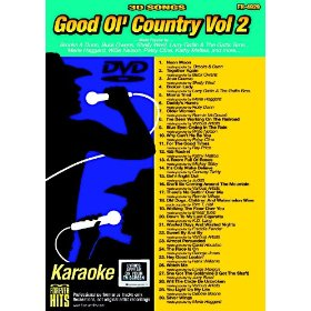 Forever Hits 4929 Good Ol' Country Vol 2 (30 Song DVD)