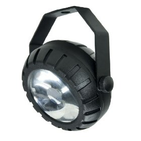 Brand New Chauvet Led Pinspot 3 Watt High Powered Efficient Mirror Ball Spot Light
