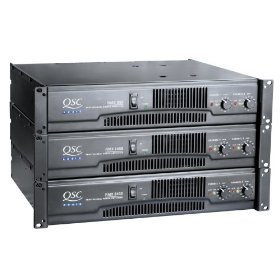 QSC RMX2450 Stereo Power Amplifier