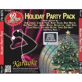 Forever Hits 9075 Holiday Party (4 Discs 60 Songs)