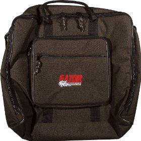 Gator G-MIX-B 2118 Deluxe Padded Mixer or Equipment Bag