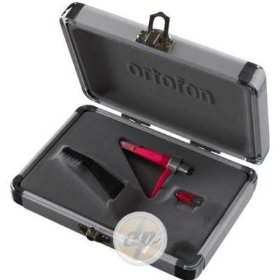 Ortofon Concorde Scratch Kit - DJ Cartridge includes extra stylus