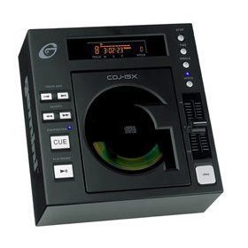 Gemini CDJ-15x Top Loading DJ CD Player