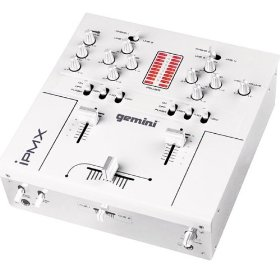 Gemini iPMX Special Edition Professional 10-Inch 2-Channel Stereo Mixer