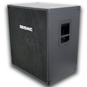 410 Bass Guitar Speaker Cabinet with Horn and Volume Control PA DJ 800 Watts 4x10 4 10