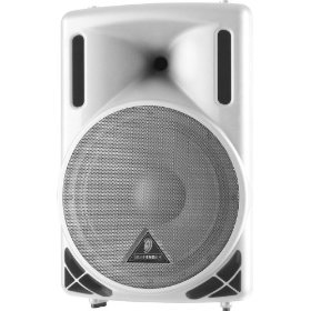 Behringer EurOlive B212XL-WH 800-Watt 2-Way PA Speaker System with 12 Woofer And 1.75 Titanium Compression Driver (White)