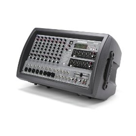 Samson XM910 8 Channel Powered Mixer, 900 Watts
