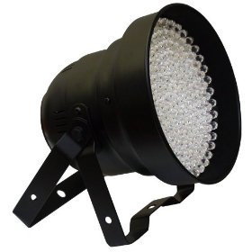 OPTIMA LIGHTING Par64 LED Black