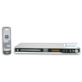 IVIEW-4000KR DVD/CD+G/DivX/MPEG-4 Karaoke Player w/ USB/SD Reader