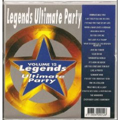 Legends Karaoke CDG ULTIMATE PARTY #12 OLDIES - Frank Elvis Dean