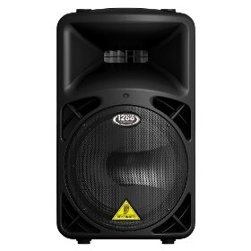 Behringer Eurolive B812NEO DSP-Controlled 1,200-Watt 12-inch PA Speaker System with Neodymium Speakers and Integrated Mixer