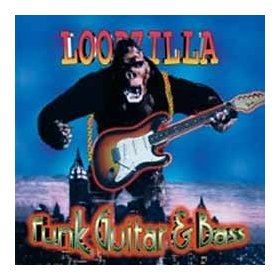 Loopzilla Funk Guitar & Bass (Audio format)