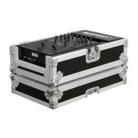 Odyssey FZ10MIX Flight Zone Single Dj Mixer Ata Case: Holds Most 10 Mixers