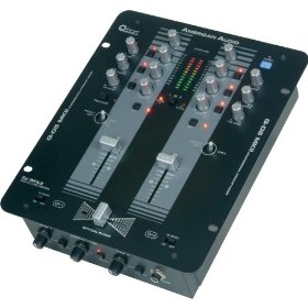 American Audio QD5MKII 10 Inch Professional Battle Mixer