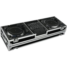 Marathon MA-DJ12W-STANDARD Flight Ready Case