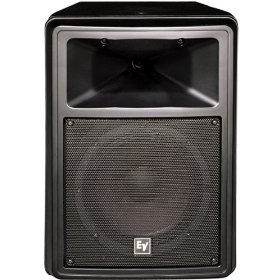 Electro Voice SX80 BE 2-Way Speaker System (Black)