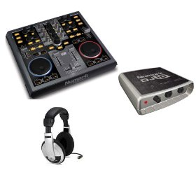 Numark Total Control DJ Kit