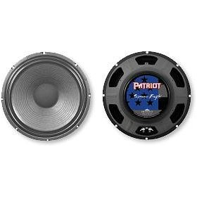 Eminence Patriot Series Screamin Eagle-12 Inch 8 Ohms
